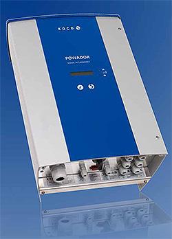 inverter kaco powador 4400 int powerline solartechnik. Black Bedroom Furniture Sets. Home Design Ideas